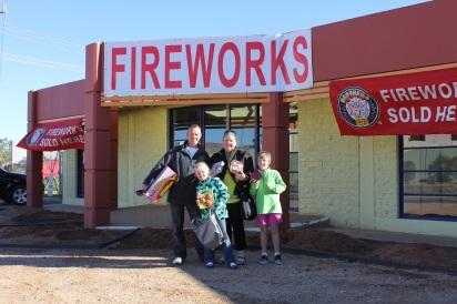 fireworks for all