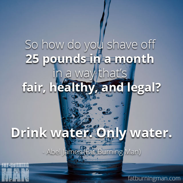 I Weigh  Kilos How Much Water Should I Drink